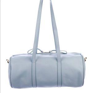 LAST ONE Mansur Gavriel Duffle Blue Crossbody Bag
